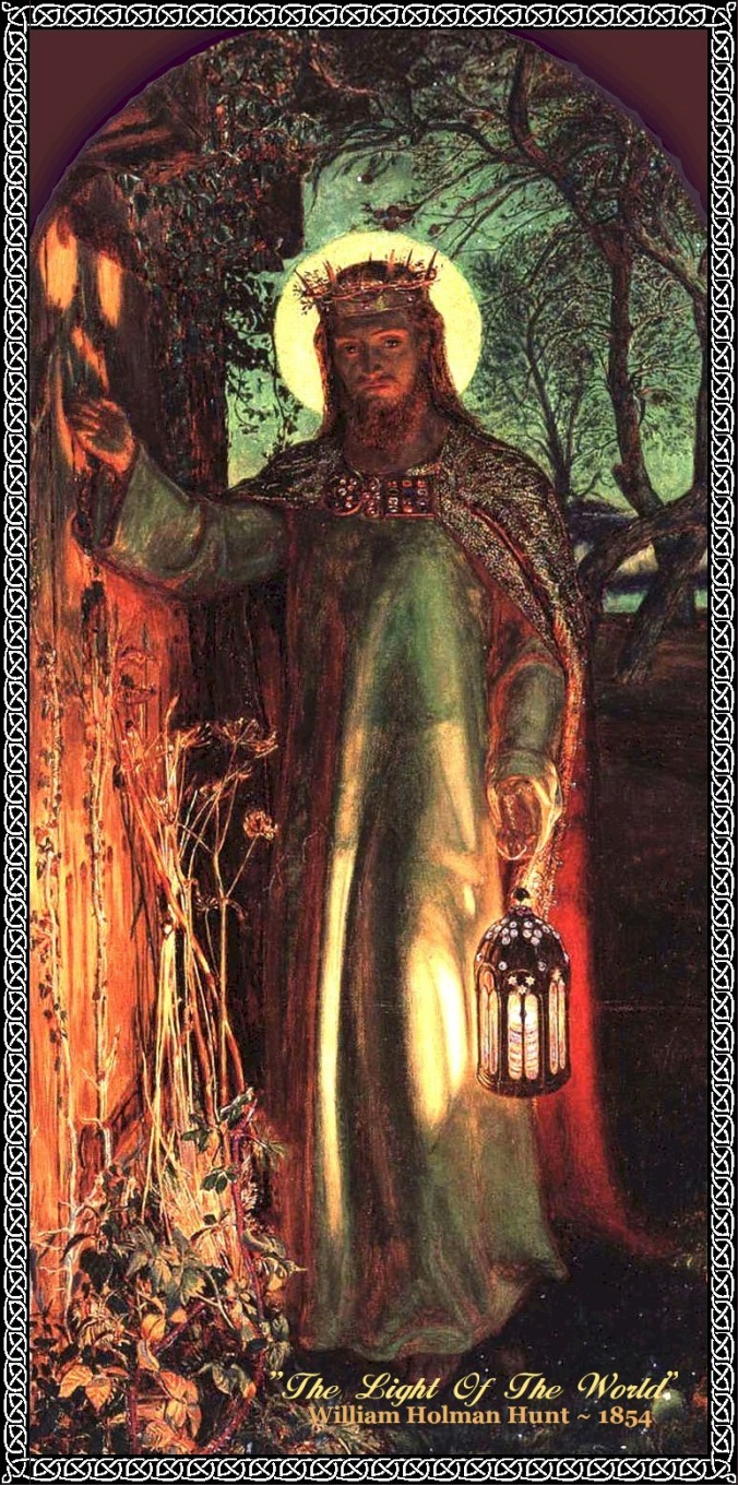 light-of-the-world-william-holman-hunt